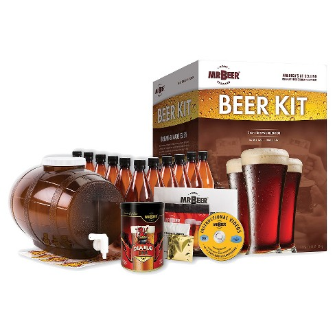 Mr. Beer Craft Brew Collection Beer Kit - image 1 of 1