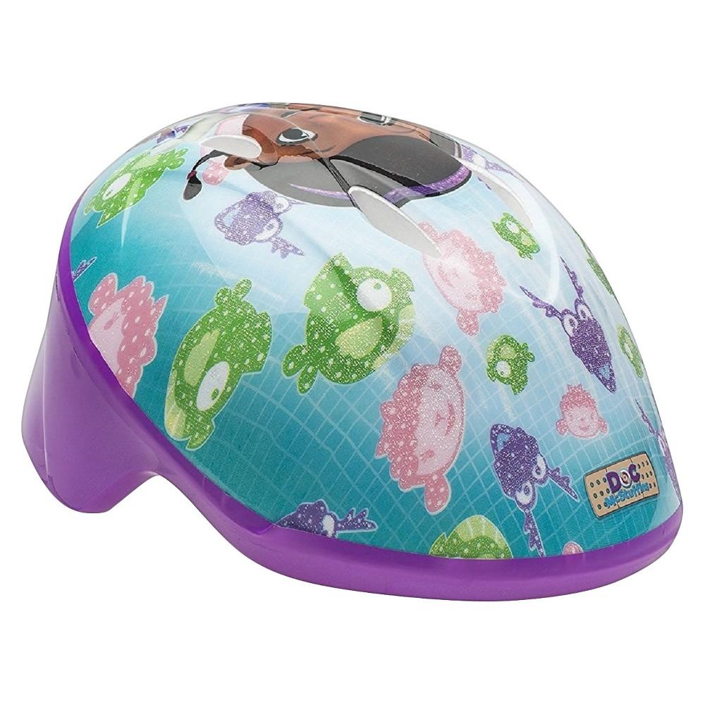 Doc McStuffins Little Doc Toddler Helmet - Purple