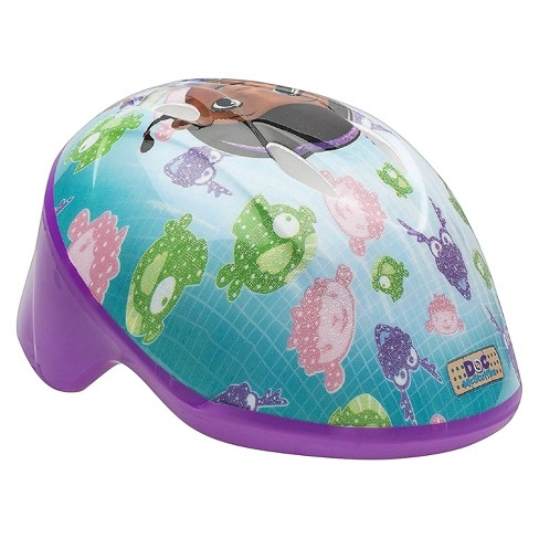 Doc McStuffins Little Doc Toddler Helmet - Purple - image 1 of 2