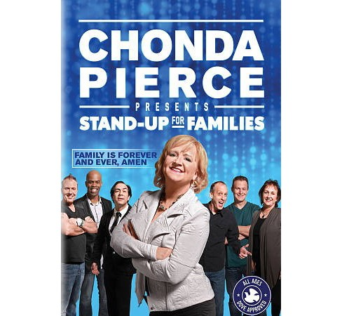 Chonda Pierce Presents:Stand Up For F (DVD) - image 1 of 1