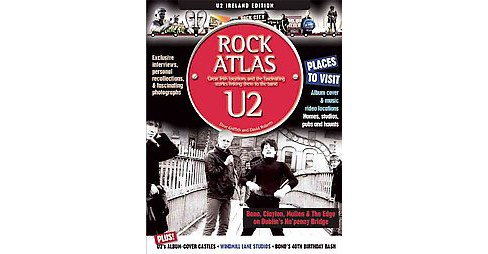 Rock Atlas U2 (Paperback) (Dave Griffith) - image 1 of 1
