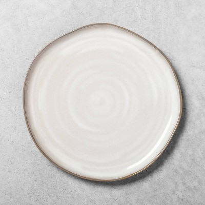 Stoneware Reactive Glaze Dinner Plate - Hearth & Hand™ with Magnolia