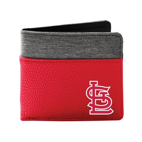 MLB St. Louis Cardinals Pebble BiFold Wallet - image 1 of 2
