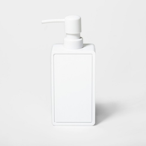 Rectangle Soap/Lotion Dispenser - Room Essentials™ - image 1 of 1