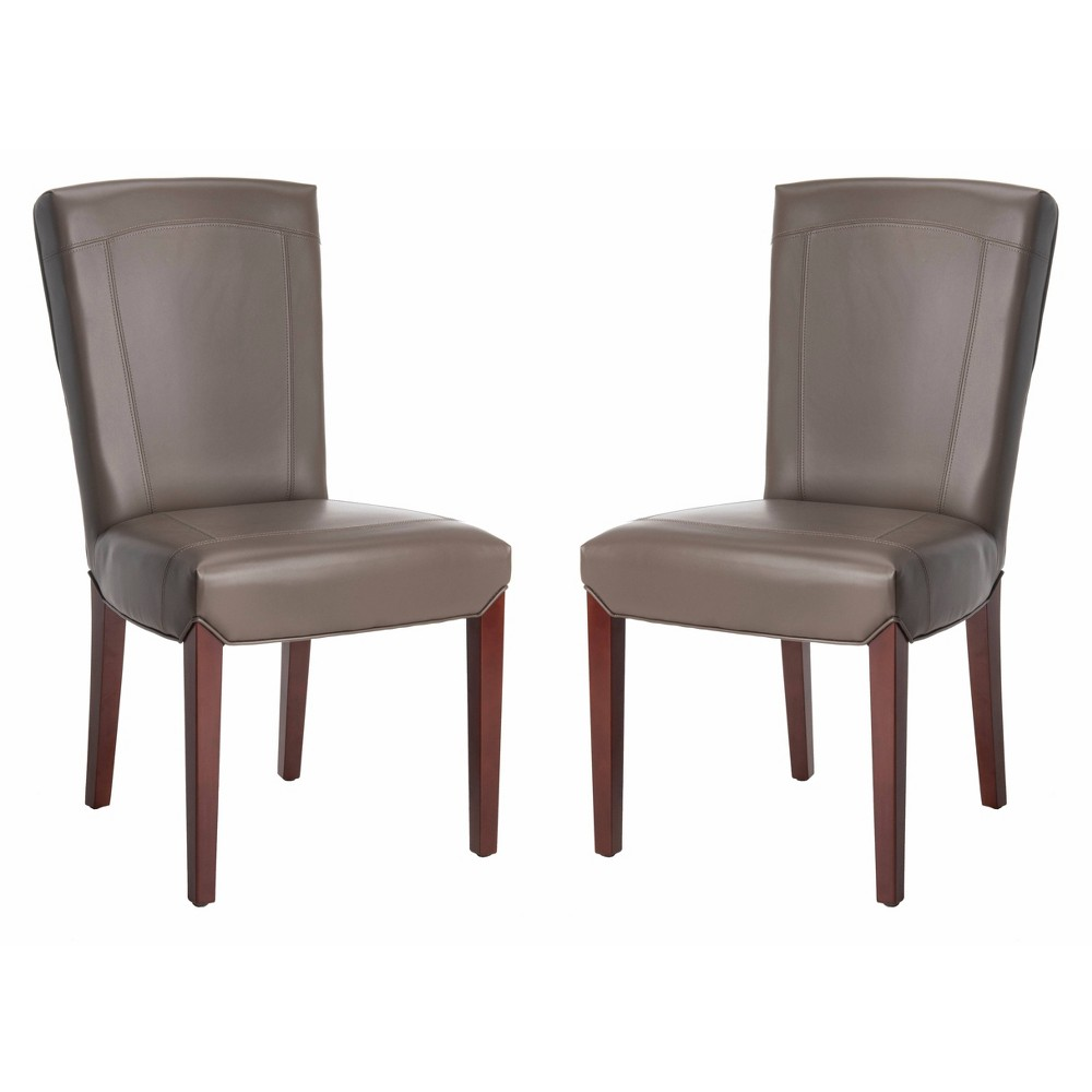 Ken Side Chair - Clay (Set of 2) - Safavieh