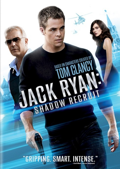 Jack Ryan: Shadow Recruit (dvd_video) - image 1 of 1