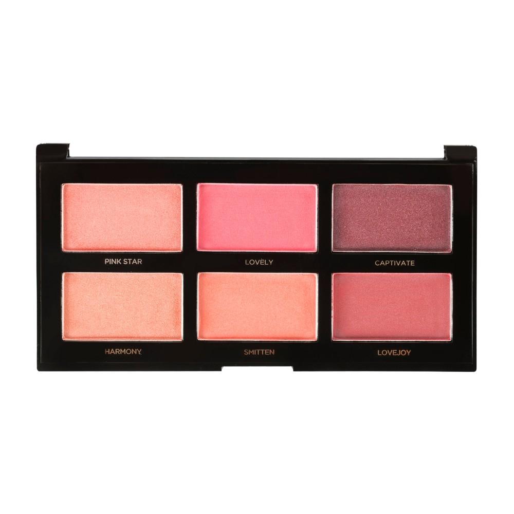 Image of Profusion Cosmetics Blush Palette II - 3.5oz