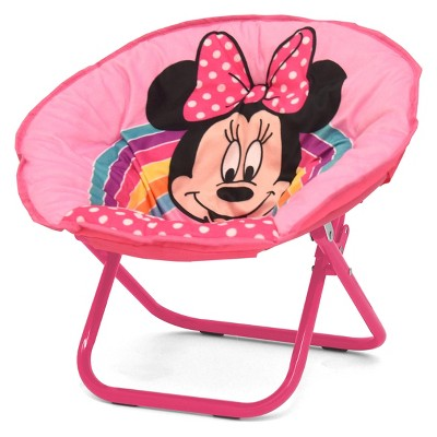 Minnie Mouse Toddler Saucer Chair - Disney