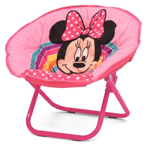 Minnie Mouse Toddler Saucer Chair - Disney - image 1 of 2