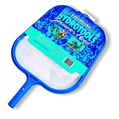 Swimline 8005 Hydrotools Residential Swimming Pool Spa Leaf Skimmer Mesh Net
