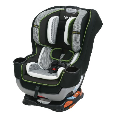 Graco Extend2Fit Convertible Car Seat with Safety Surround - Baxter Boy