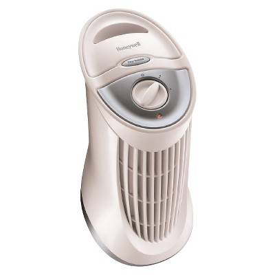 Honeywell QuietClean Compact Tower Air Purifier HFD-010-2 White