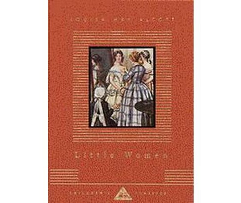 Little Women Or, Meg, Jo, Beth and Amy (Media Tie In, Reprint) (Hardcover) (Louisa May Alcott) - image 1 of 1