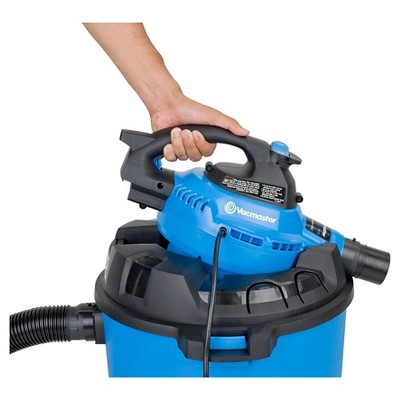 Vacmaster 12gal Wet/Dry Vac With Detachable Blower