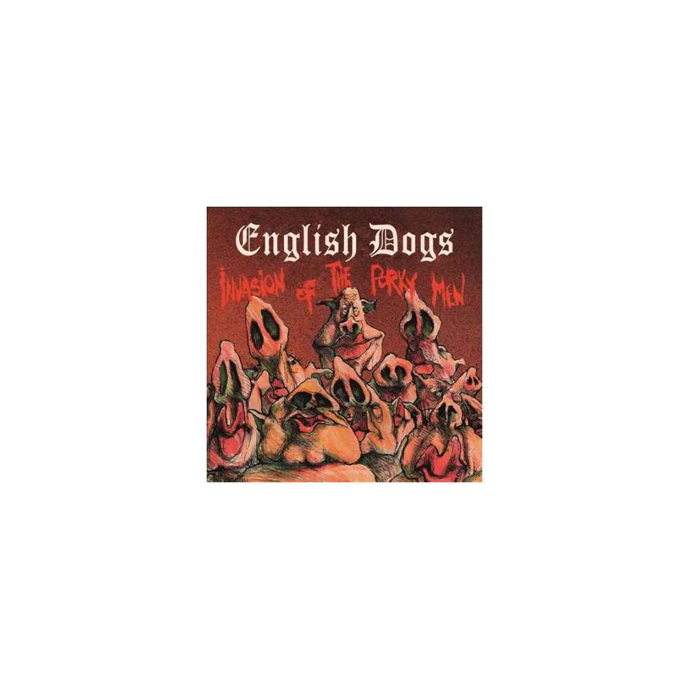 English Dogs - Invasion Of The Porky Men (Vinyl)