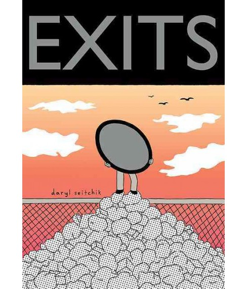 Exits (Paperback) (Daryl Seitchik) - image 1 of 1