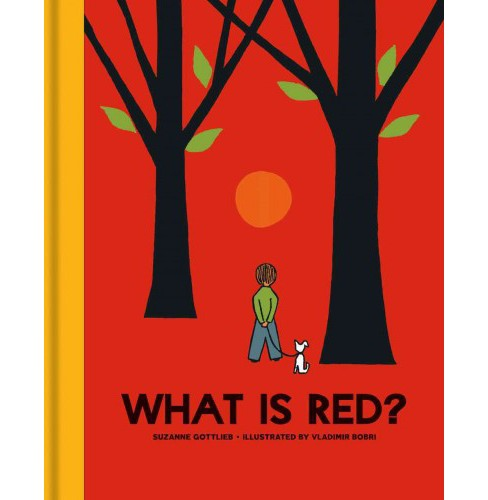 What Is Red? (Hardcover) (Suzanne Gottlieb) - image 1 of 1