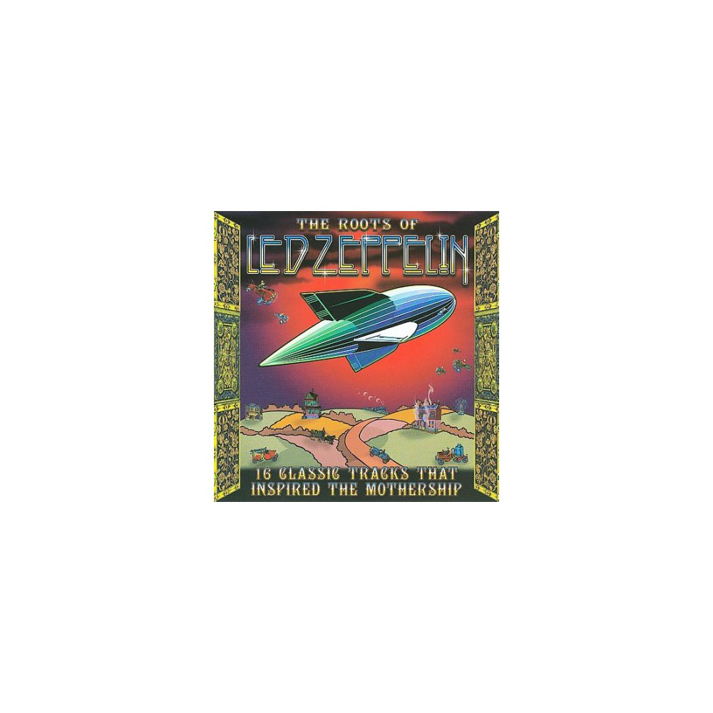 Various - Roots Of Led Zeppelin (CD)