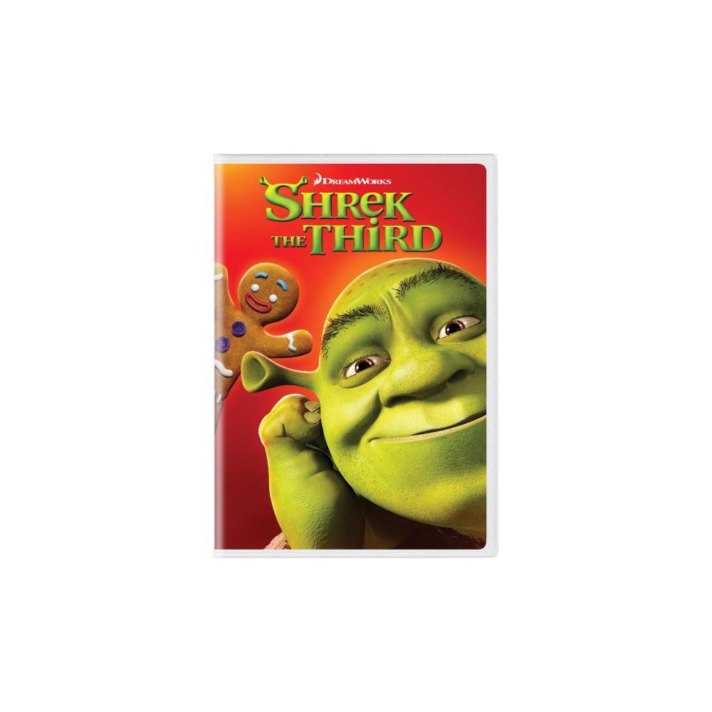 Shrek The Third (Dvd), Movies