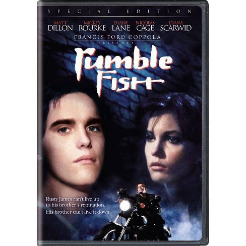 Rumble Fish (DVD) - image 1 of 1