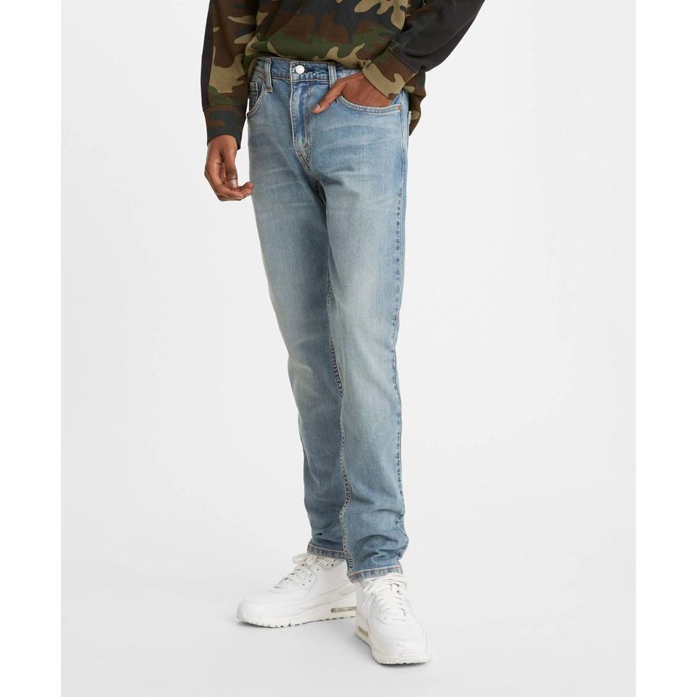 Levi 39 S 174 Men 39 S 512 8482 Slim Fit Taper Jeans Medium Blue 32x34