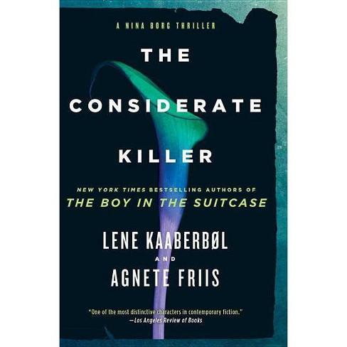 The Considerate Killer - (Nina Borg Novel) by  Lene Kaaberbol & Agnete Friis (Paperback) - image 1 of 1