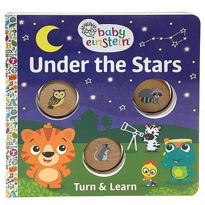 Under the Stars - (Baby Einstein)by Scarlett Wing (Board_book)