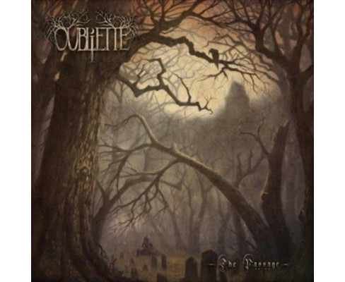 Oubliette - Passage (CD) - image 1 of 1