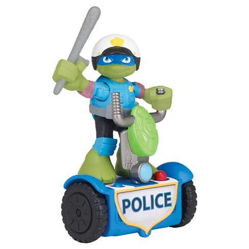 Teenage Mutant Ninja Turtles Half Shell Heroes Rescue Leo with Police Shooter - image 1 of 4