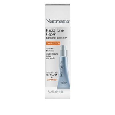 Neutrogena Rapid Tone Repair Dark Spot Corrector Serum with Retinol - 1oz