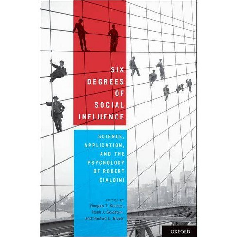 Six Degrees of Social Influence - (Hardcover) - image 1 of 1