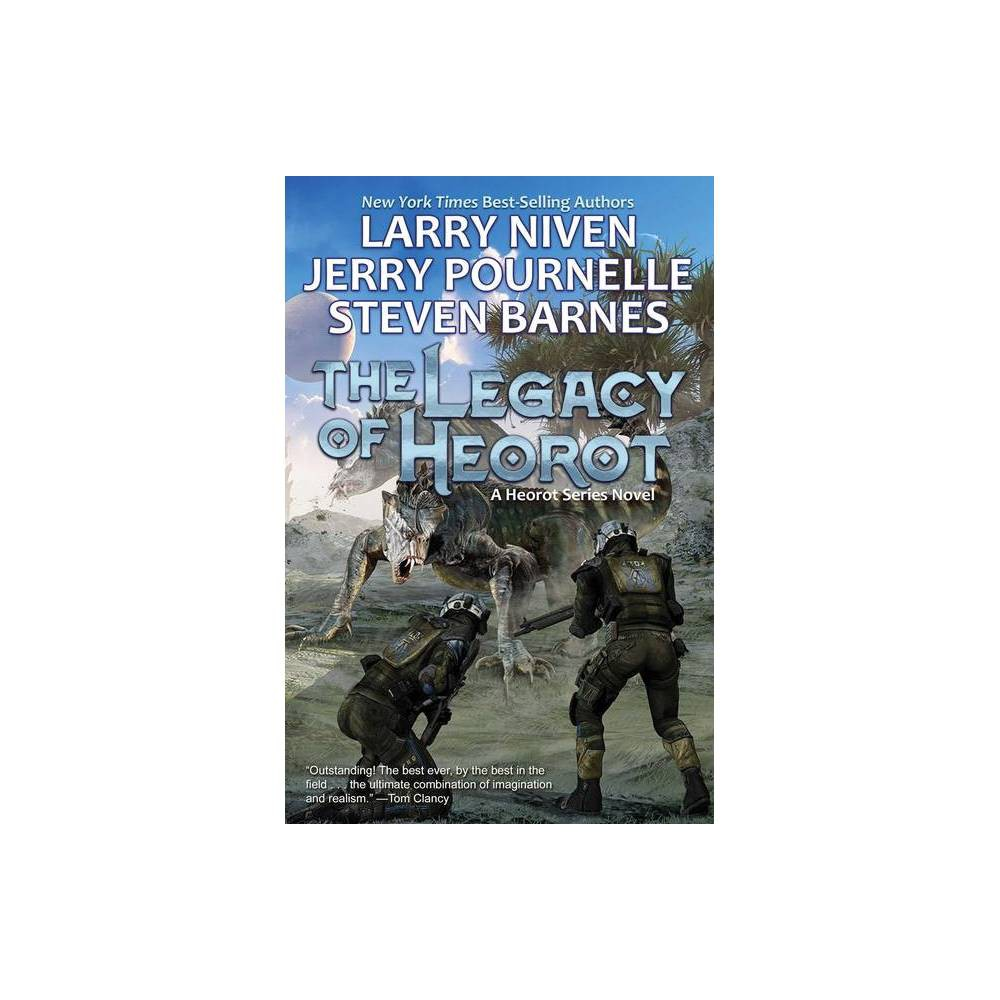 The Legacy Of Heorot Volume 1 By Larry Niven Jerry Pournelle Steven Barnes Paperback