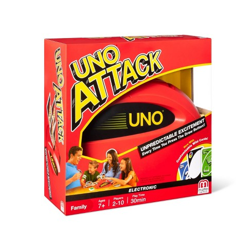 Free Shipping UNO Attack Perfect Gift Family Game Game