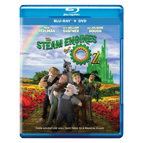 Steam Engine Of Oz (Blu-Ray + DVD + Digital) - image 1 of 1