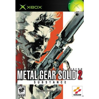 Metal Gear Solid 2: Substance - Xbox