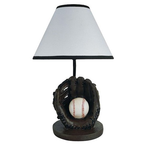 about this item - Baseball Lamp