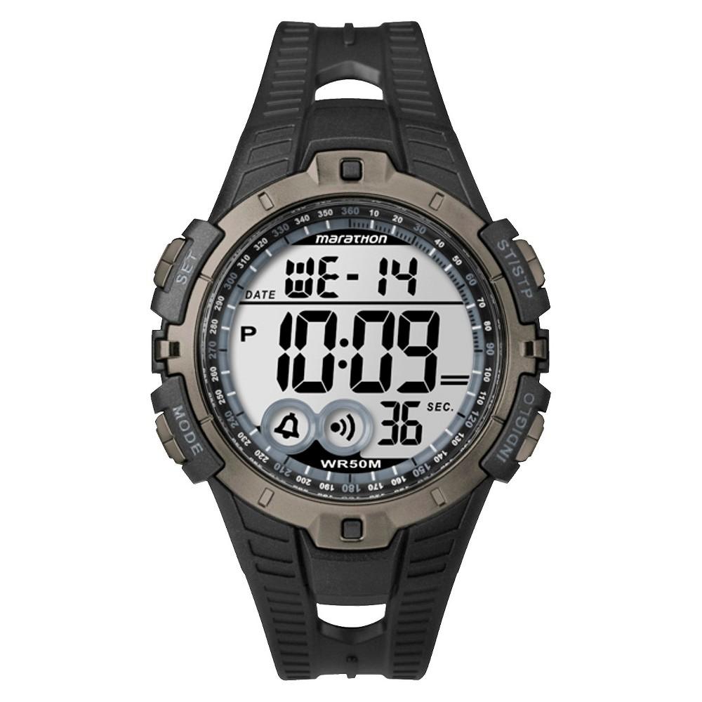 Men's Marathon by Timex Digital Watch - Black T5K802TG