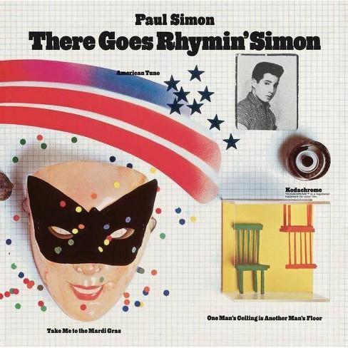 Paul Simon - There Goes Rhymin' Simon (CD) - image 1 of 1