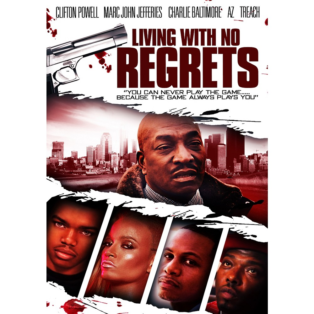 Living with no regrets (Dvd)