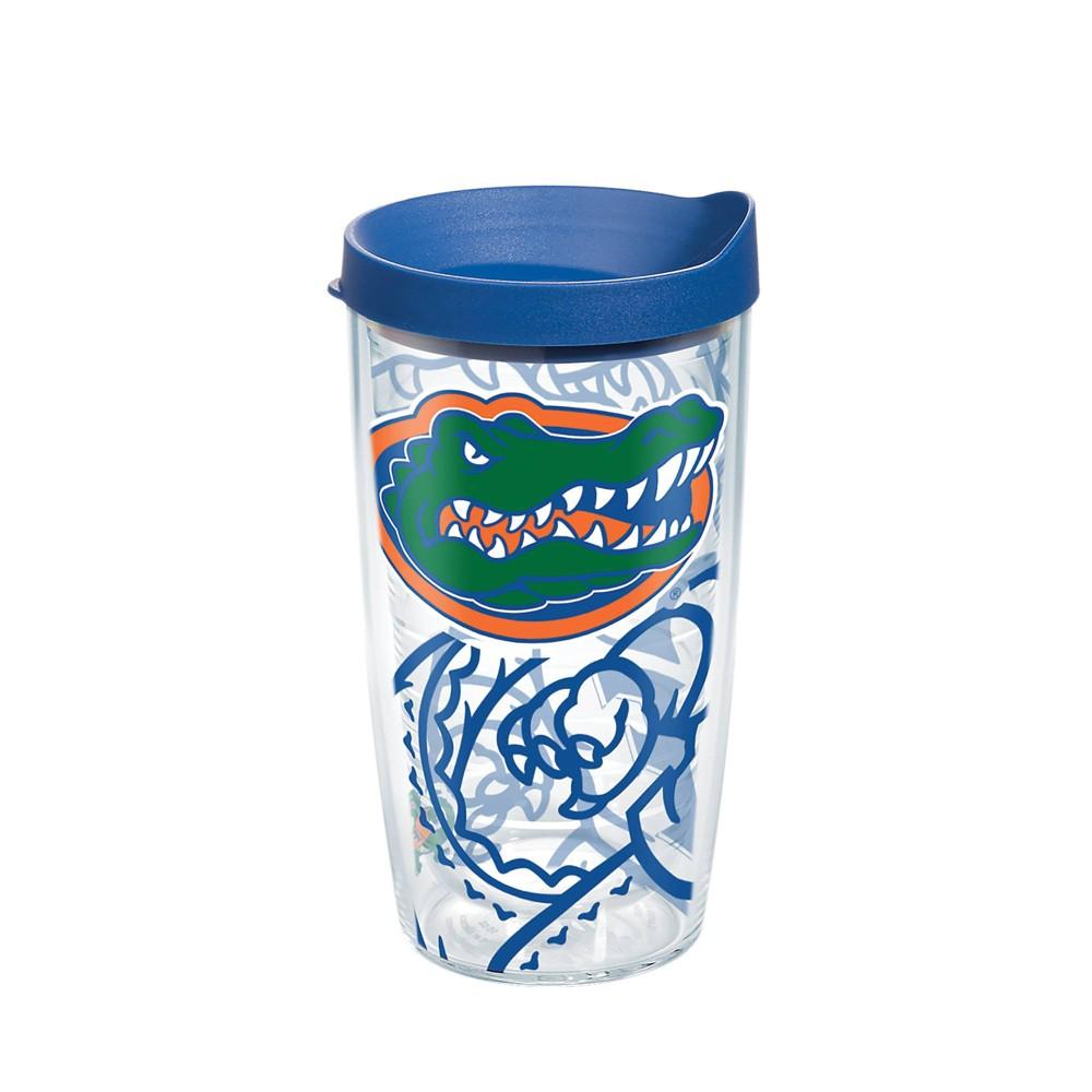 NCAA Florida Gators Water Bottle 16oz