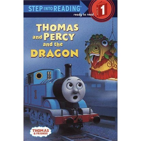 Thomas, Percy, and the Dragon - (Step Into Reading: A Step 1 Book) (Hardcover) - image 1 of 1