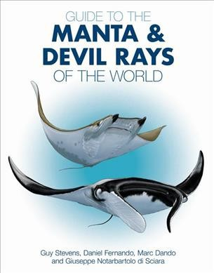 guide to the manta & devil rays of the world (paperback) target atlantic  devil ray diagram