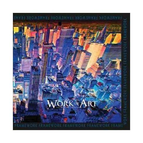 Work Of Art - Framework (CD) - image 1 of 1
