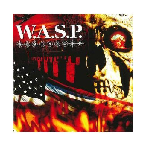 W.A.S.P. - Dominator (CD) - image 1 of 1