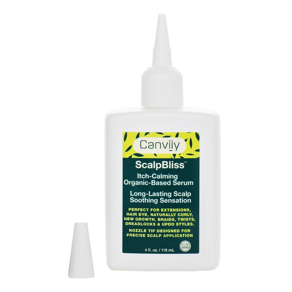 Canviiy Scalp Bliss Organic Serum - 4 fl oz