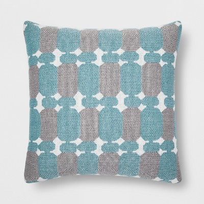 Geo Throw Pillow - Blue - Project 62™