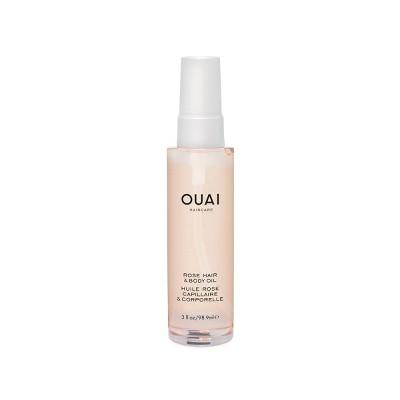 OUAI Rose Hair and Body Oil - 3 fl oz - Ulta Beauty
