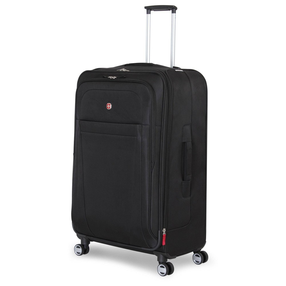 Swiss Gear Zurich 29 Suitcase - Black