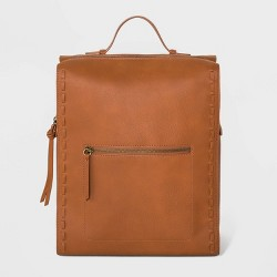 Whipstitch Square Backpack - Universal Thread™