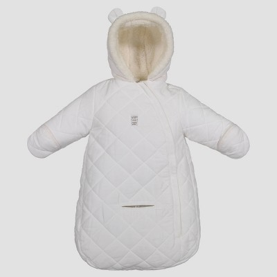 Baby Bear Snowsuit - Just One You® made by carter's Ivory One Size